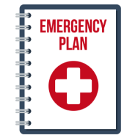Icon for Hurricane Emergency Plan