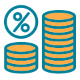 coin stack icon