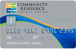 grey community resource credit card