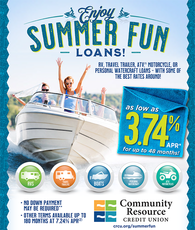 Summer Fun Loans campaign image