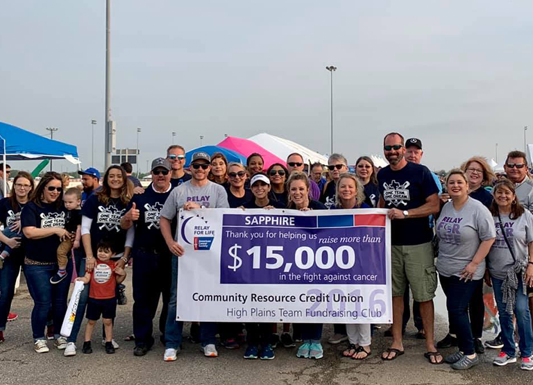 2019 Relay for Life Group Photo
