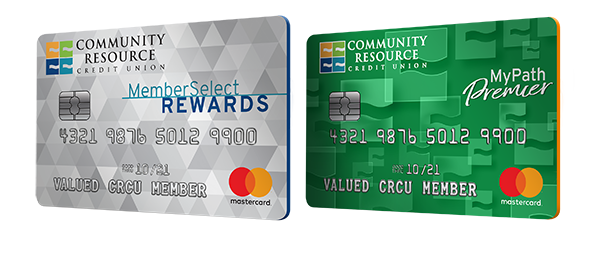 Image of CRCU credit cards