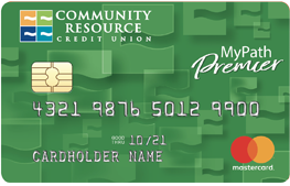 green mastercard credit card